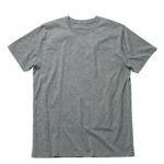 MS0301 4.3ozオーガニックコットン クルーネックtシャツ