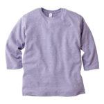 TRUSS TBL-118 トライブレンド3/4スリーブTシャツ