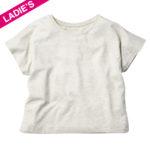 TRUSS WDN-804 レディース ドルマンTシャツ