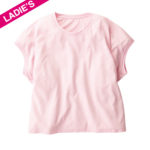 TRUSS WNS-807 スリーブレスワイドTシャツ