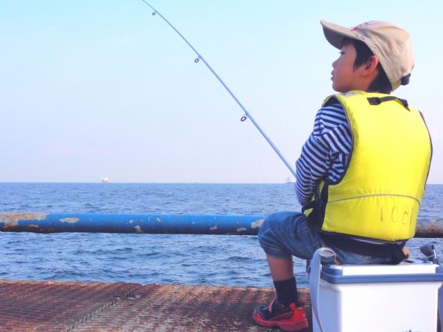 釣り人に人気の作業着