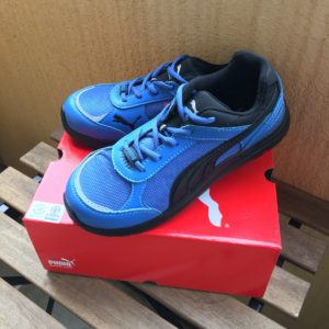 Puma Sprint Blue Low